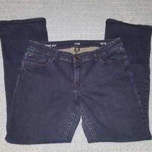 A.N.A Jeans Dark wash.
